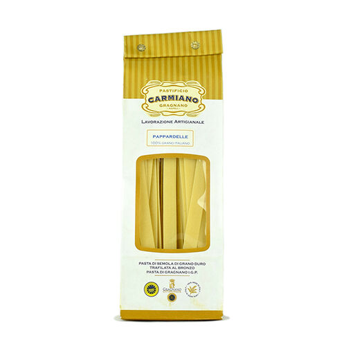 Pappardelle Carmiano