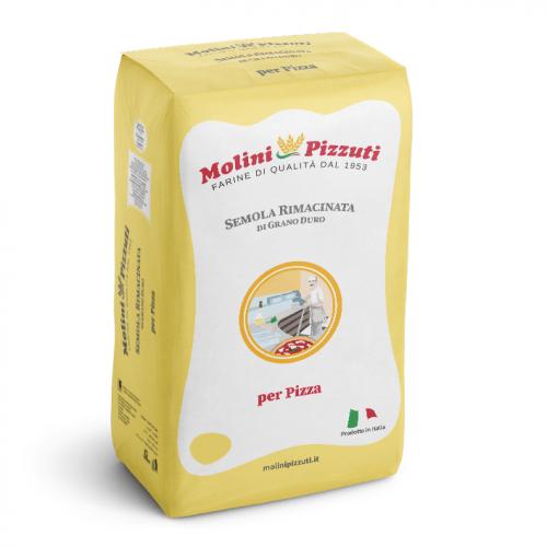 Re-milled durum wheat semolina 10 kg