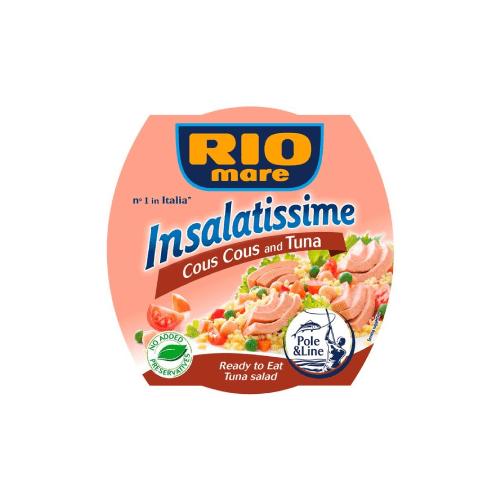 Rio Mare cous cous